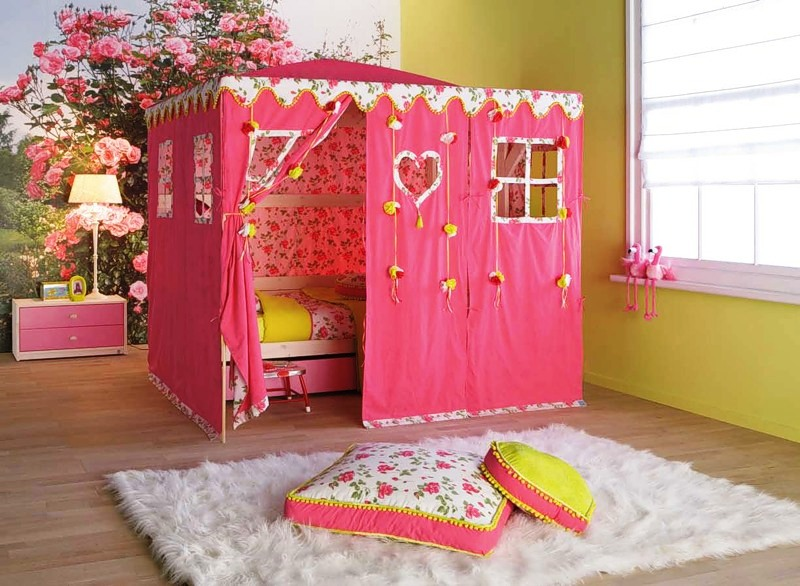 Комната для девочки своими руками фото